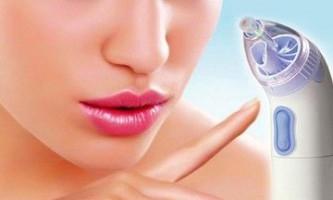 Вакуумна чистка обличчя: «витягування» бруду назовні
