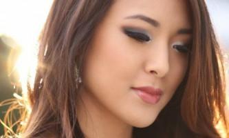 Варіанти красивого макіяжу для азіатських очей