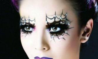 Варіанти макіяжу на хеллоуїн для дівчат