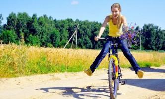 Велосипед для схуднення: в чому користь?