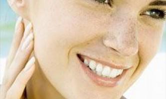 Веснянки на обличчі: як швидко позбутися і попередити їх появу. Народні та косметичні засоби від веснянок