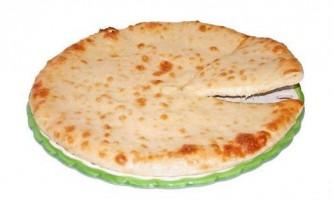 Смачний і простий пиріг з сиром