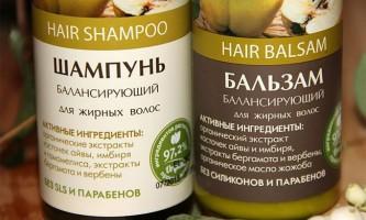 Все про шампунь для жирної шкіри