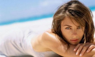 Захист волосся від сонця і солоної води