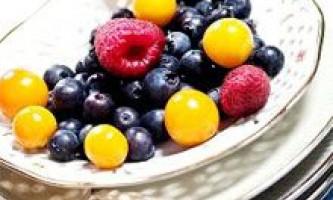 Здорове харчування: меню на тиждень