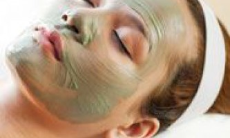 Зелена глина для обличчя