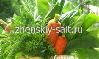 Зелений борщ з щавлем і яйцем: фото рецепт